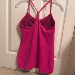 Thin strapped lululemon tank top